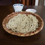 石臼挽き蕎麦香房 山の実 -