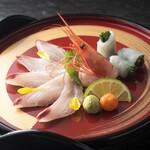 日本料理 しゃぶしゃぶ 鉄板焼 有馬 - 2020.12-2「ふぐ蟹会席」