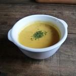 Cafe & Bar cheka - スープ