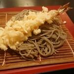 蕎麦切り きうち - 料理写真: