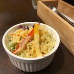キッチン umasan - ランチサラダ