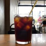 スロー ジェット コーヒー - ・アイスコーヒー 410円/税込