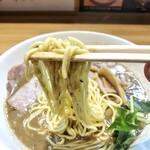 関西 風来軒 - 風来軒×麺屋うさぎ限定コラボラーメン税込900円