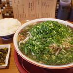 旭屋 - 醤油らーめん定食780円