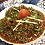 Halima kebab biryani - ウエチェンナマムサム