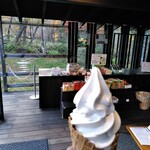奥社の茶屋 - 料理写真: