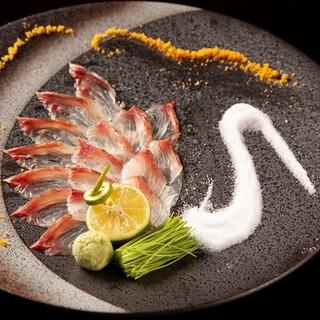 【<予約限定>塩アート】五感で楽しむ食のエンターテイメント