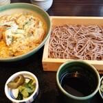そば うどん 今日亭 - 料理写真: