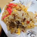 札幌ラーメン 味来 - ミニチャーハン