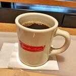 アペティート カフェ - コーヒー 325円(税抜き)