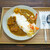 カレーの店 URA ぼなっ - 料理写真:デルタカレー(2種合いがけ)¥900