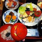 古民家cafe すどまり - 料理写真: