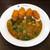 CoCo壱番屋 - 料理写真:カキフライ+ほうれん草 ライス小200g ¥1,100