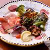 ラ・トリプレッタ - 料理写真:前菜の盛り合わせ(お好みに合わせて 内容量を調節します)