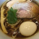 MOJA MOJA - 醤油、平打ち麺