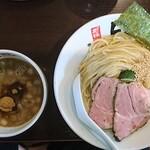 日の出製麺 - 料理写真:濃厚煮干しつけ麺(大盛)