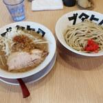 ラーメン ブタヒロ - つけ麺