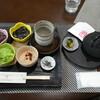 甘味堂 くさかもちや - 料理写真:3色餅ご膳700円(税別)