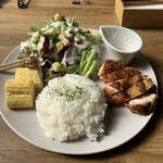 CAFE&DINER kotonoha - チキンプレート