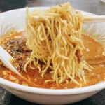 桃天花 - 担々麺(並) 830円