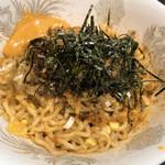 桃天花 - 汁なし担々麺 830円
