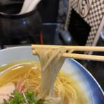 139038366 - 麺は喉越しチュルンチュルン系。美味しい。