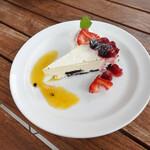 139038442 - レア・チーズケーキ