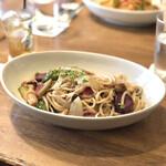 トスカーナ - 1/2日分季節野菜のペペロンチーノ
