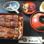 13904343 - 竹うな重(3,465円)