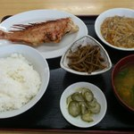 和食 伊豆屋 - 料理写真:日替り定食¥730