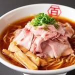 百年本舗 - 肉汁中華ソバ(醤油)