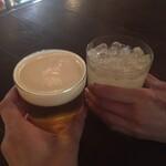 139044343 - 生ビール&ハイボールで乾杯♪