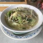 照 - 料理写真:野菜タンメン
