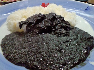 ブラック - 辛いカレー