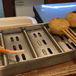 串かつ料理 活 -