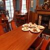 フェルヴェール - 内観写真:中央のテーブル