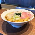 仙臺 自家製麺 こいけ屋 - 特製川俣シャモ塩の大