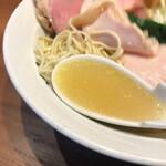 仙臺 自家製麺 こいけ屋 - スープ