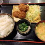 わぶ - 世界一のカキフライ定食