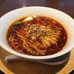 上海ヌードル 珊 - 辣香担担麺(ラーシャンタンタンメン)