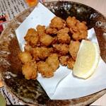 葵屋 - 【2020.10.22(木)】鶏なんこつの唐揚げ638円