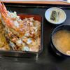 高坂サービスエリア(下り線)レストラン - 料理写真:季節の天重