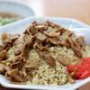 ミツワヤ - 料理写真:ロース炒飯