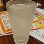 大連食府 - ドリンク写真:レモンサワー