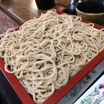 そば匠 春 - 料理写真:せいろ 780円税込