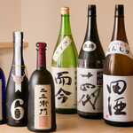 鮨 乃すけ  - 日本酒