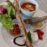ラルバ ディ ナポリ - 料理写真: