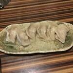 Gyouzasemmontenshanhai - 水餃子