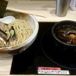 麺や ゆた花 - 秋刀魚つけ麺950円