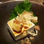 高田豆腐店 - 黒ごま豆腐